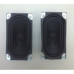 PDI P20LCDC TV Speakers Set...