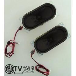Sylvania LC370SL8 Speaker...