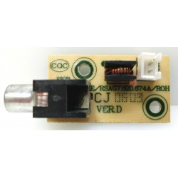HP CPTOH-0603 Interface...
