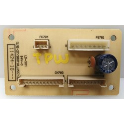 Maxent L271170W1 Interface...