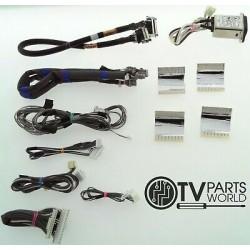 Sony KDL-40W4100 Wires...