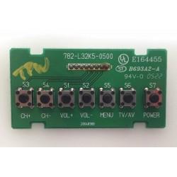 Audiovox FPE3205 Key...