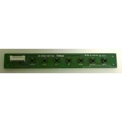 Pelco PMCL542F Button Key...