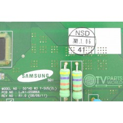 Sanyo DP50747 Y-Sustain...