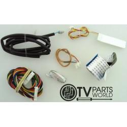 Vizio E320VL Wires Cables...