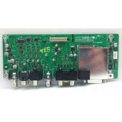 Sharp LC-M3700 AV Input...