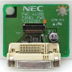 NEC PX-42VM2A Panel PWB...